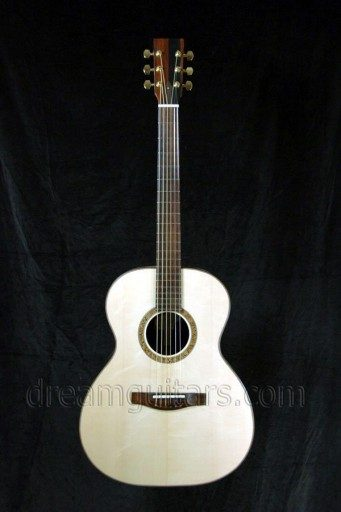 Moreira Guitars OM Acoustic Guitar
