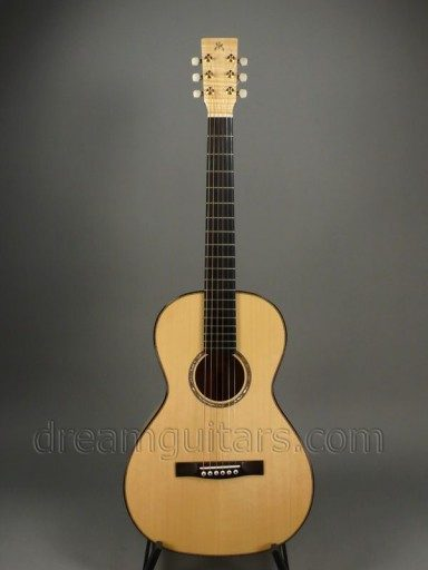 Albert & Mueller Guitars Parlor Acoustic Guitar