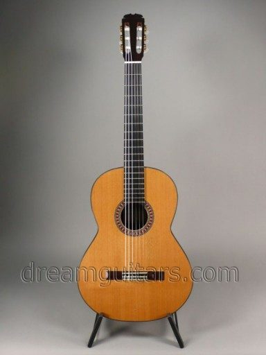 McGill Guitars Concert Classical Guitar