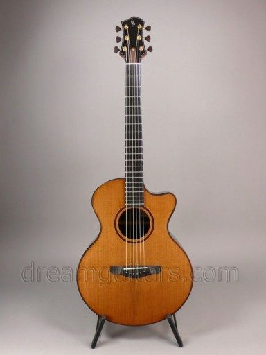 Schenk Guitars GK Concert Windwalker Acoustic Guitar