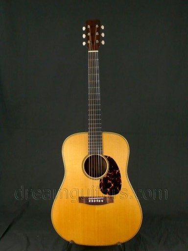 Roy Noble Custom Guitars Dreadnought Acoustic Guitar