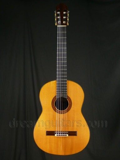 Rubio Guitars Concert Classical Guitar