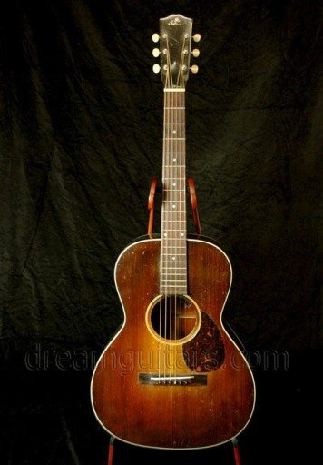 Gibson Guitars L-1 Acoustic Guitar