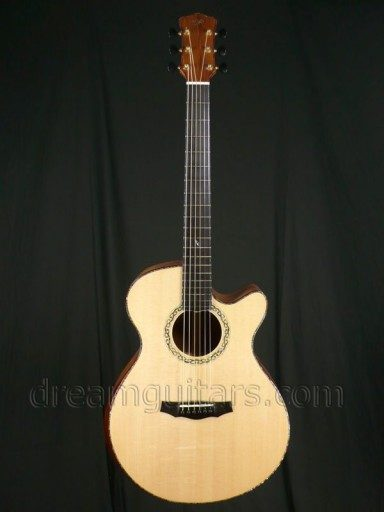 Laurie Williams Guitars Tui Acoustic Guitar