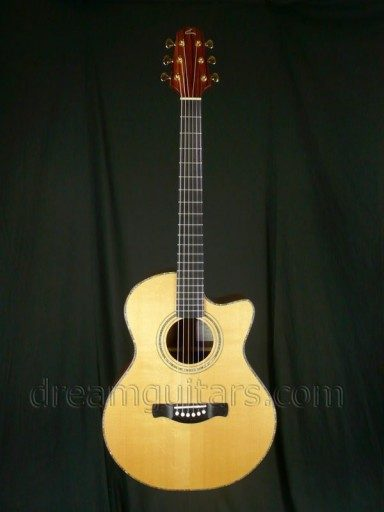 Eichelbaum Guitars GC Acoustic Guitar