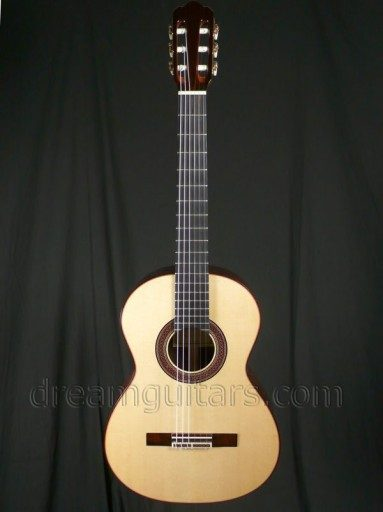 Zimnicki Guitars Small Classical Classical Guitar