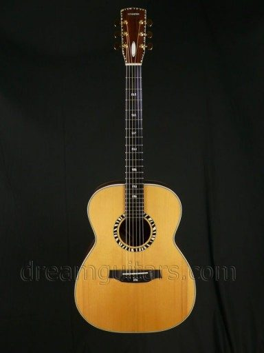 Lehmann Guitars Model 1887 Acoustic Guitar