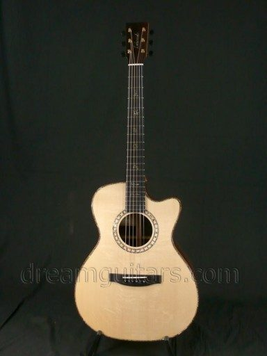 Lakewood Guitars M-54 Custom Acoustic Guitar