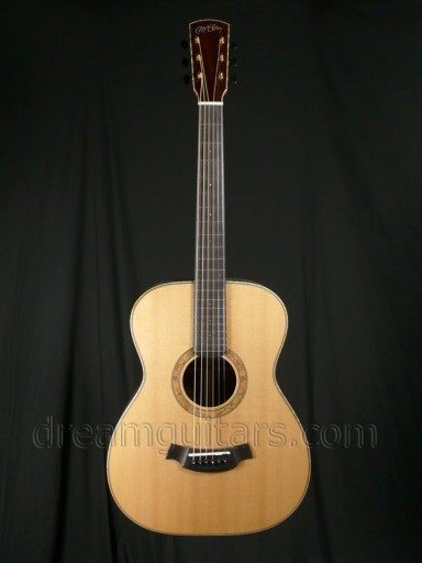 McElroy Guitars OM Acoustic Guitar