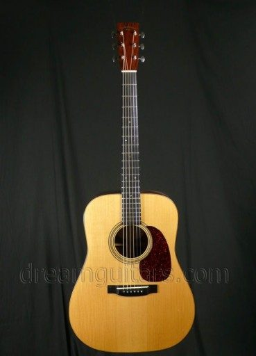 Dudenbostel Stringed Instruments D-21 Acoustic Guitar