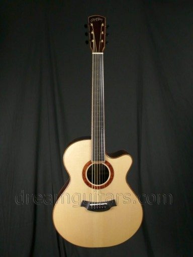 McElroy Guitars Standard Acoustic Guitar