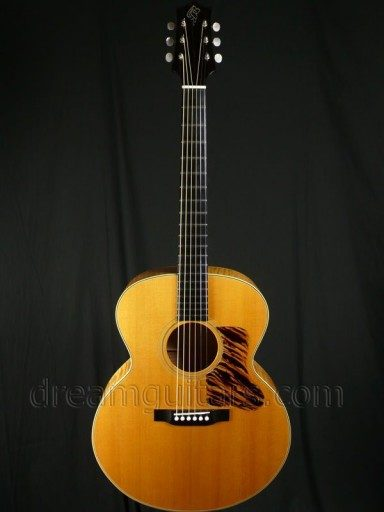Borges Guitars Hayride Acoustic Guitar
