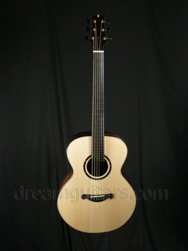 Bamburg Guitars Signature JSB Acoustic Guitar