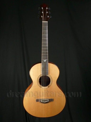 Kronbauer Small Body Acoustic Guitar