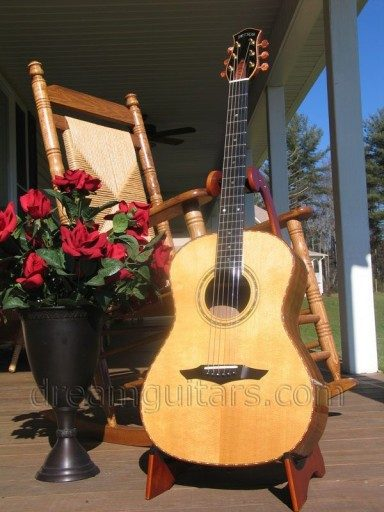 Petros Guitars FS Acoustic Guitar