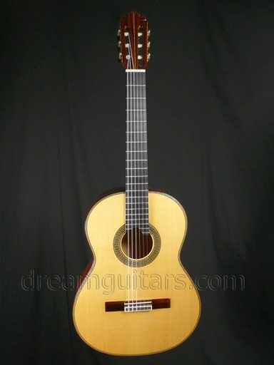 Contreras Guitars 10th Anniverary Premium Classical Guitar