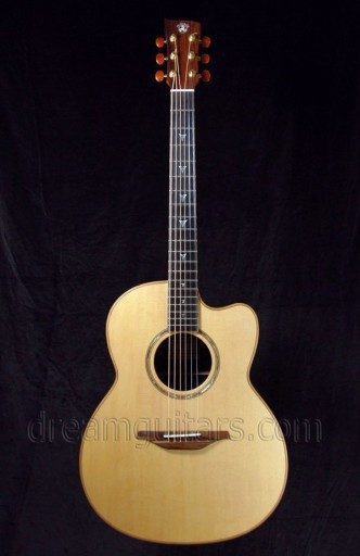 McIlroy Guitars AC30 Acoustic Guitar