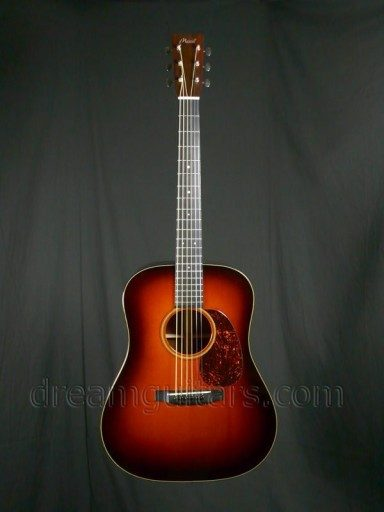 Clinchfield Dreadnought Acoustic Guitar