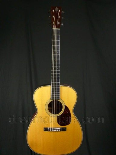 Borges Guitars OM-28 Acoustic Guitar