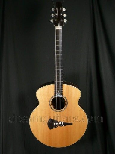 Klein Guitars Deco Acoustic Guitar