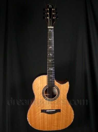 Hoffman Guitars Concert Acoustic Guitar