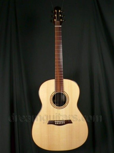 de Jonge Guitars SSS Acoustic Guitar