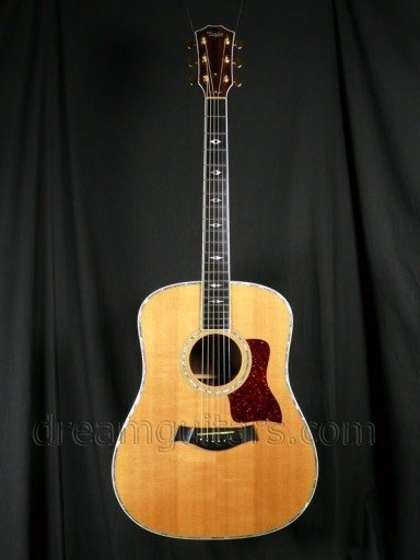 Taylor Guitars 810 Limited Acoustic Guitar
