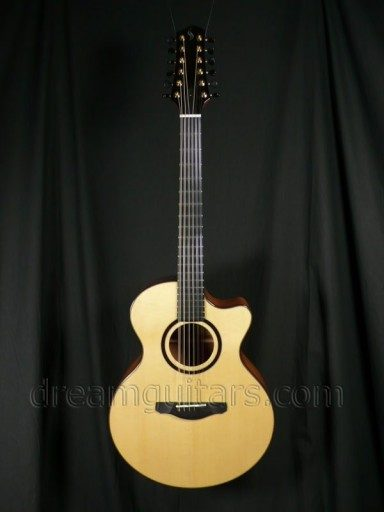 Schenk Guitars 12 String Acoustic Guitar