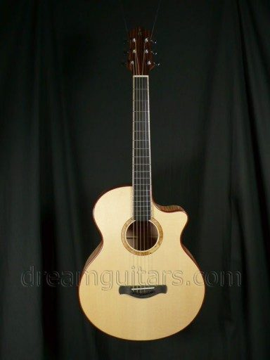 Kronbauer Guitars TDK Acoustic Guitar