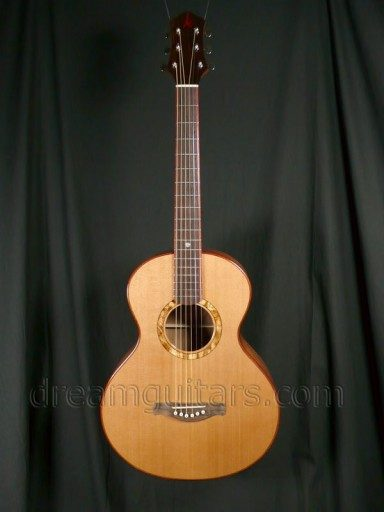 Kronbauer Guitars Small Body Acoustic Guitar