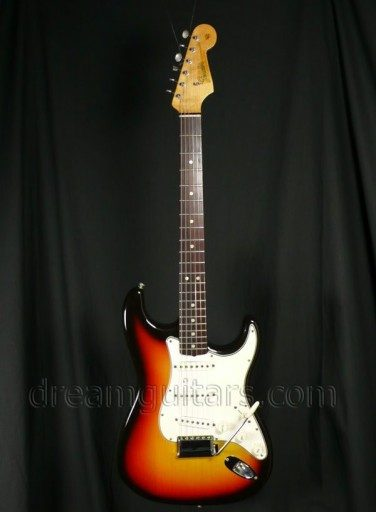 Fender Guitars Stratocaster Electric Guitar