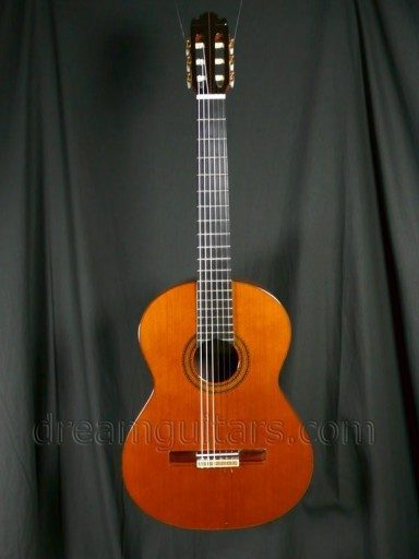 Contreras Guitars 1A Classical Guitar