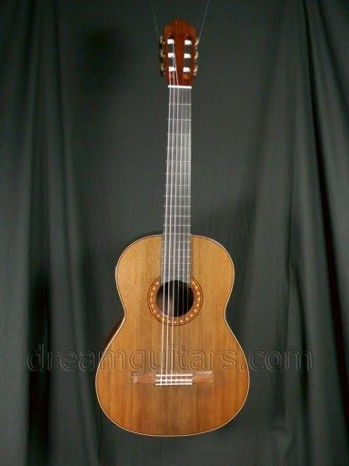 Claxton, Ed Concert Classical Guitar