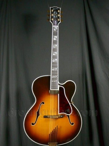 Gibson Guitars Le Grand Archtop Guitar