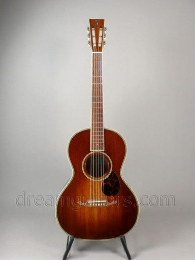 John How Guitars GC Acoustic Guitar