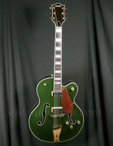 Gretsch Guitars Country Club, 6193G Archtop Guitar