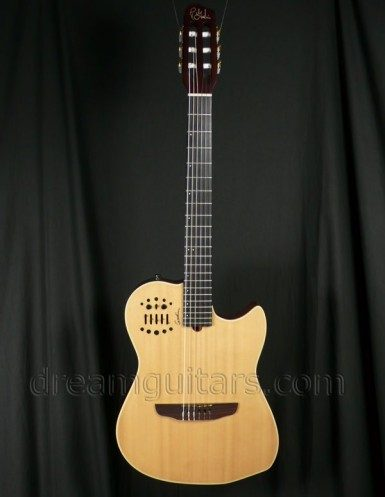Godin Guitars Multiac Nylon SA Classical Guitar