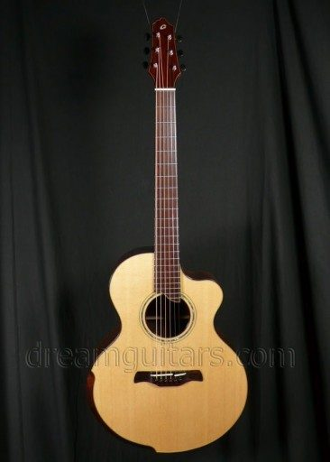 Galloup Guitars Solstice Acoustic Guitar