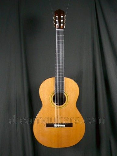 Robert Ruck Guitars Standard Classical Guitar