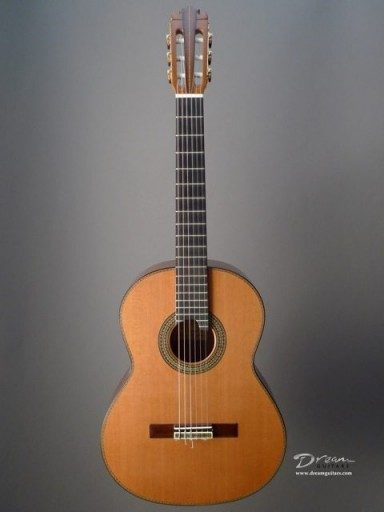 Contreras Guitars 10th Anniversary Premium Classical Guitar