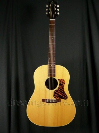 Borges Guitars Barndance Slope D Acoustic Guitar