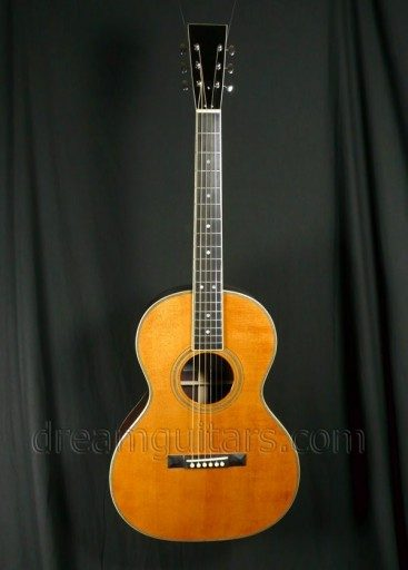 John How Guitars X-GX Acoustic Guitar