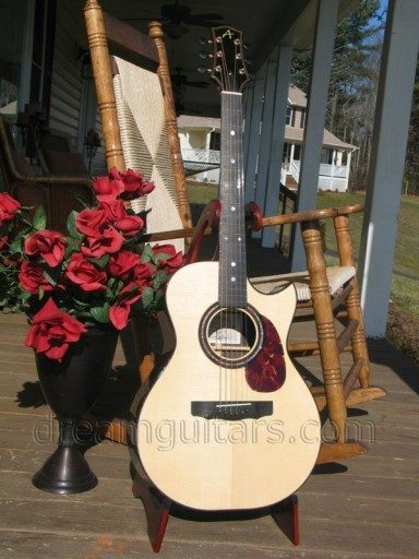 Applegate Guitars SJ Acoustic Guitar