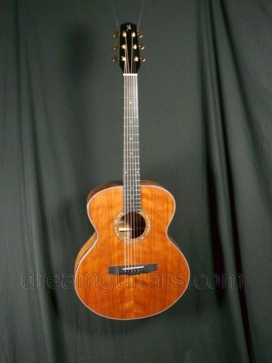 Hippner Guitars SJ Acoustic Guitar