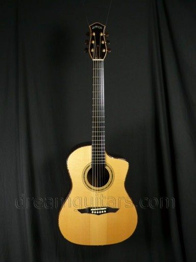 Petros Guitars Applecreek FS Acoustic Guitar
