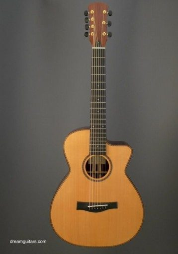 Sobell Instruments Model 2 7 String Acoustic Guitar