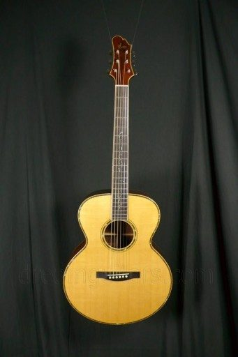 Lucas Guitars SJ Acoustic Guitar