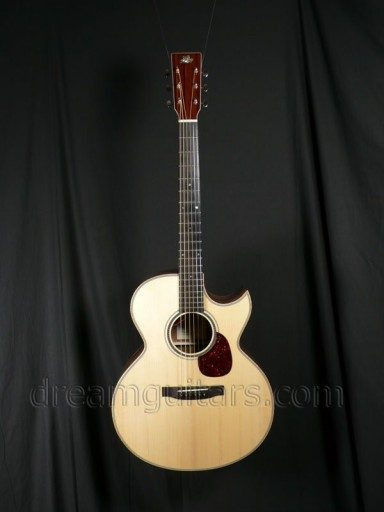 Froggy Bottom Guitars K Deluxe Acoustic Guitar