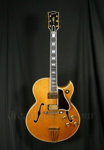 Gibson Guitars Byrdland Archtop Guitar