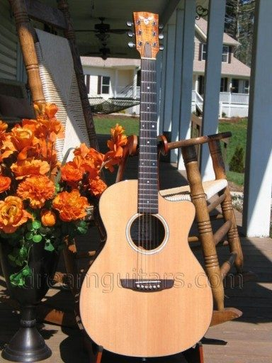 Goodall Guitars Aloha GC Acoustic Guitar